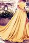 Άνοιξη Ντραπέ Από τον ώμο Αμάνικο Φερμουάρ επάνω Βραδινά φορέματα - Σελίδα 11