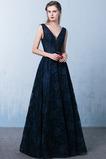 Δαντέλα επικάλυψης Ανάποδο Τρίγωνο Φυσικό Μπάλα φορέματα