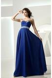 Επίσημη Μήκος πατωμάτων Σιφόν Κρυστάλλινη Μπάλα φορέματα