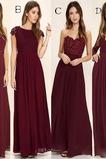 Τιράντες σπαγγέτι Φερμουάρ επάνω Ψευδαίσθηση Παράνυμφος φορέματα