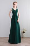 Αμάνικο Λαιμόκοψη V Μέχρι τον αστράγαλο Έτος 2020 Παράνυμφος φορέματα