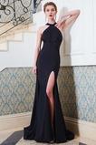 Θήκη Αμάνικο Μπροστινό Σκίσιμο Τραίνο σκουπισμάτων Βραδινά φορέματα