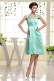 Τα μέσα πλάτη Χάνει άτυπος Φυσικό Μέχρι το Γόνατο Παράνυμφος φορέματα