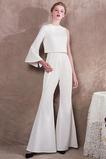 2 κομμάτι Χάνει Μακρύ Μανίκι Άνοιξη Ασύμμετρα μανίκια Βραδινά φορέματα