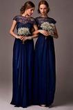 Άνοιξη Φερμουάρ επάνω Φυσικό Τόξο Πολυτελές Παράνυμφος φορέματα
