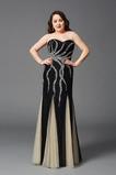 Γραμμή Α Φυσικό Ντραπέ Τούλι Αμάνικο εξώπλατο Βραδινά φορέματα
