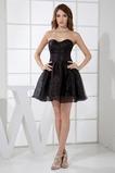 Μίνι πιέτα Φερμουάρ επάνω Φυσικό Αμάνικο Μπάλα φορέματα