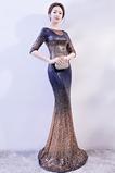 εξώπλατο Άνοιξη Γοργόνα Μικρό σύγχρονος Μήκος πατωμάτων Μπάλα φορέματα