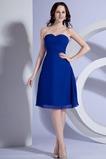 φύλλο Σιφόν Φυσικό αγαπημένος Γραμμή Α Μίνι Παράνυμφος φορέματα