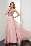 Γραμμή Α Σιφόν Φυσικό απλός Πούλιες Στράπλες Βραδινά φορέματα