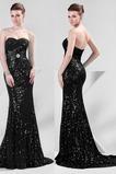 Φυσικό Θήκη Μακρύ Σέξι Κρυστάλλινη εξώπλατο Βραδινά φορέματα