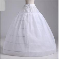 Πλήρες φόρεμα Ρυθμιζόμενο Δύο πακέτα Νέο στυλ Μεσοφόρι γάμου