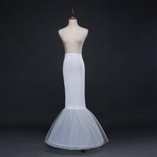Σπαντέξ Νέο στυλ Ελαστικό υλικό Ελαστική μέση Μεσοφόρι γάμου