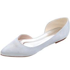 Υποδήματα-παπούτσια σατέν επίπεδη παπούτσια παπούτσια παπούτσια παπούτσια