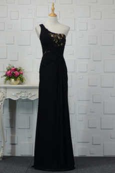 96e7e1191258 Κομψό Αμάνικο Μέχρι τον αστράγαλο Γραμμή Α Βραδινά φορέματα