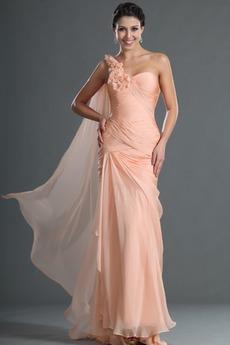 Λαμπερό Φερμουάρ επάνω Χαμηλή Μέση Χάνει Βραδινά φορέματα