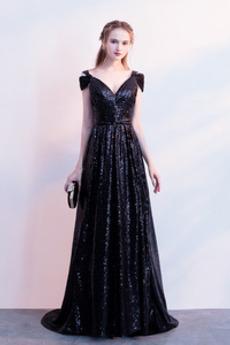 Φερμουάρ επάνω Φθινόπωρο Προσαρμοσμένες μανίκια Μπάλα φορέματα