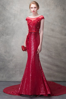 Διακοσμητικά Επιράμματα Κοντομάνικο Μακρύ Βραδινά φορέματα
