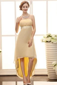 Μέση αυτοκρατορία υψηλή Χαμηλή Τα μέσα πλάτη Βραδινά φορέματα