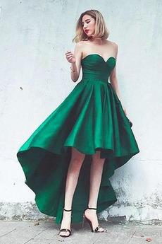 Ντραπέ Ανάποδο Τρίγωνο Ασύμμετρη Έτος 2020 Μπάλα φορέματα