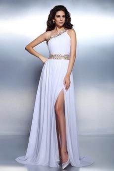 Σιφόν Έτος 2020 Χάνει Τα μέσα πλάτη Μηρό-υψηλές σχισμή Μπάλα φορέματα