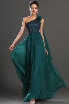 Κόσμημα τονισμένο μπούστο Φυσικό Δαντέλα Βραδινά φορέματα