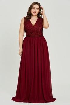 Βαθιά v-λαιμός Λαιμόκοψη V Ανάποδο Τρίγωνο Βραδινά φορέματα