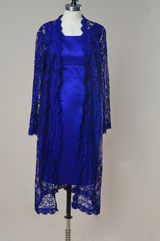 Σέσουλα Μακρύ Μανίκι Υψηλή καλύπτονται Κοντομάνικο Μητέρα φόρεμα