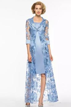 Σέξι Φερμουάρ επάνω Στράπλες Φυσικό Χάνει Μητέρα φόρεμα