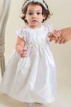 Κόσμημα Επίσημη Άνοιξη Πριγκίπισσα Φανάρι Φόρεμα Βάπτισης