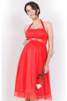 Καλοκαίρι Τούλι επικάλυψης Μετακινούμενο φύλλο Βραδινά φορέματα