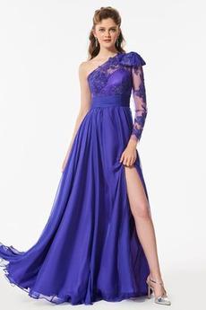 Δαντέλα επικάλυψης Γραμμή Α Μήκος πατωμάτων Μπάλα φορέματα