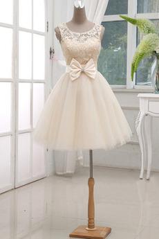 Δαντέλα Καλοκαίρι Πριγκίπισσα Σέσουλα Φυσικό Παράνυμφος φορέματα