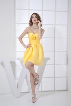 άτυπος πιέτα Σατέν Φερμουάρ επάνω Αμάνικο Παράνυμφος φορέματα