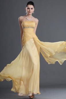 Μήκος πατωμάτων Φθινόπωρο Πολυτελές Αυτοκρατορία Βραδινά φορέματα