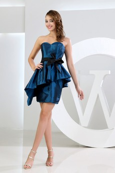 αγαπημένος Χάνει εξώπλατο Φυσικό Ταφτάς άτυπος Κοκτέιλ φορέματα