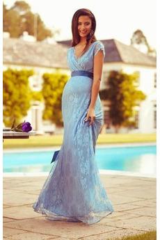 Αυτοκρατορία Τονισμένα τόξο Υψηλή καλύπτονται Βραδινά φορέματα