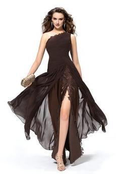 Καλοκαίρι Μέχρι τον αστράγαλο Σέξι Φυσικό Βραδινά φορέματα