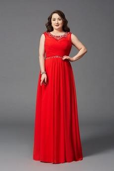 Κόσμημα Γραμμή Α Κόσμημα τονισμένο μπούστο Μπάλα φορέματα