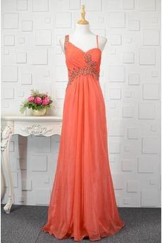 πιέτα Αμάνικο Φυσικό Οι πτυχωμένες μπούστο Βραδινά φορέματα