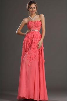 βλέπω μέσω Λαμπερό καρπούζι Φυσικό Φθινόπωρο Βραδινά φορέματα bb038203df4