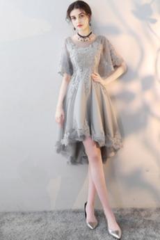 Διακοσμητικά Επιράμματα Δαντέλα επικάλυψης Κοκτέιλ φορέματα