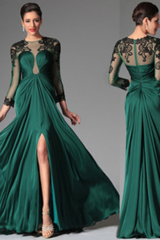 Ψευδαίσθηση Οι πτυχωμένες μπούστο Χάντρες Βραδινά φορέματα