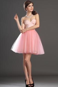 αγαπημένος Καλοκαίρι Ύπαιθρος Τούλι Αμάνικο Μπάλα φορέματα