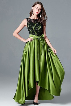 b7e1d107987e υψηλή Χαμηλή Ασύμμετρη Έτος 2020 Από τον ώμο Μπάλα φορέματα