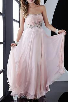 Μήκος πατωμάτων Τα μέσα πλάτη Ρομαντικό Γραμμή Α Μπάλα φορέματα