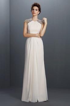 Επίσημη Άνοιξη Έτος 2020 Γραμμή Α Φυσικό Μπάλα φορέματα