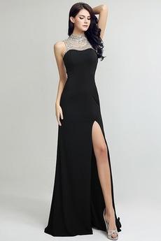 Άνοιξη Φυσικό Κόσμημα τονισμένο μπούστο εξώπλατο Βραδινά φορέματα