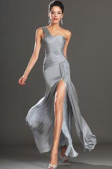 Τα μέσα πλάτη Μηρό-υψηλές σχισμή Χαμηλή Μέση Κοκτέιλ φορέματα
