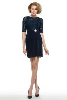 b3fc161a784f Φυσικό Κόσμημα Διακοσμητικά Επιράμματα Φερμουάρ επάνω Μητέρα φόρεμα